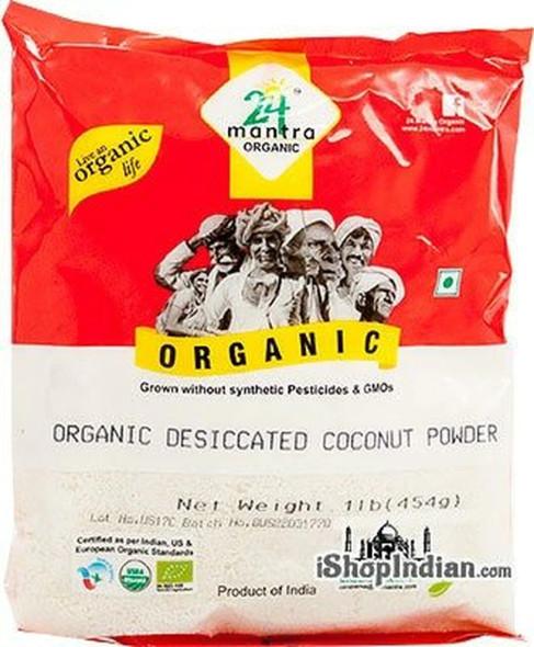 24 Mantra Coconut Powder 1lb