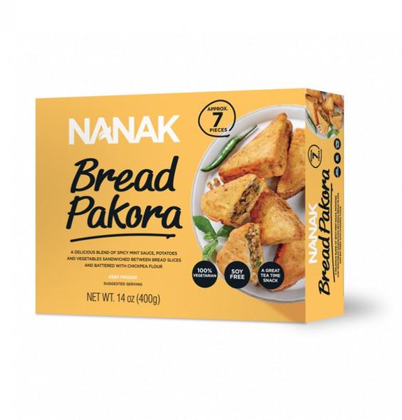 Nanak Frz Bread Pakora 7pc