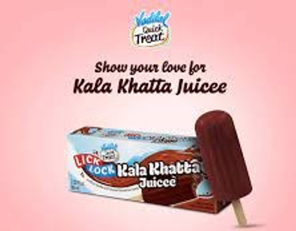 Vadilal Kala Khatta Juicee 60ml