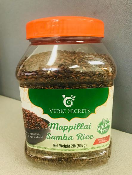 Vedic Secret Mapillai SambaRice 2lb