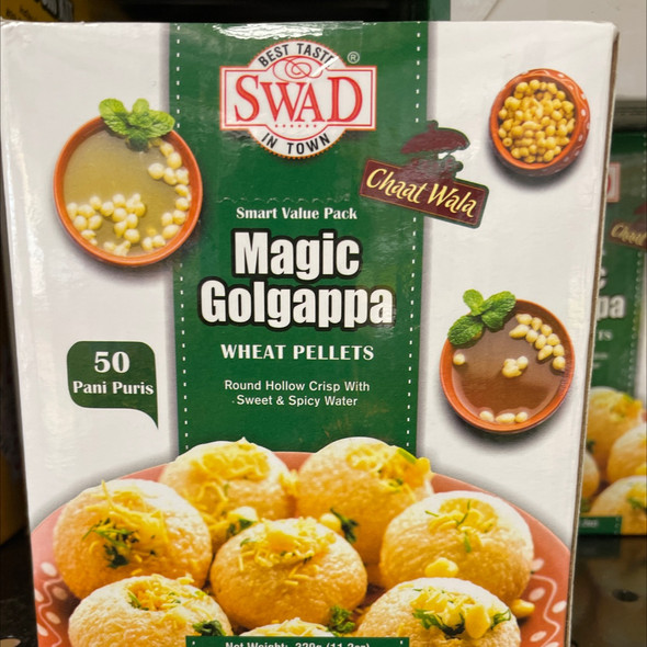 Swad Golgappe 320g
