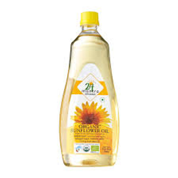 24 Mantra Sunflower Oil 2L