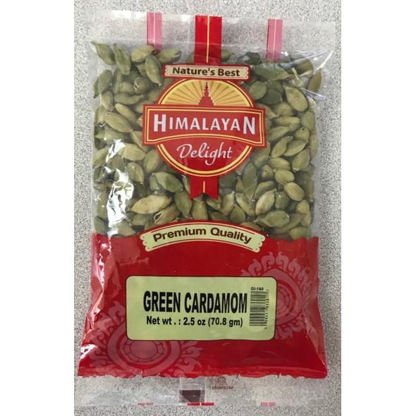 Cardamom Green 2.5oz - Himalayan Delight