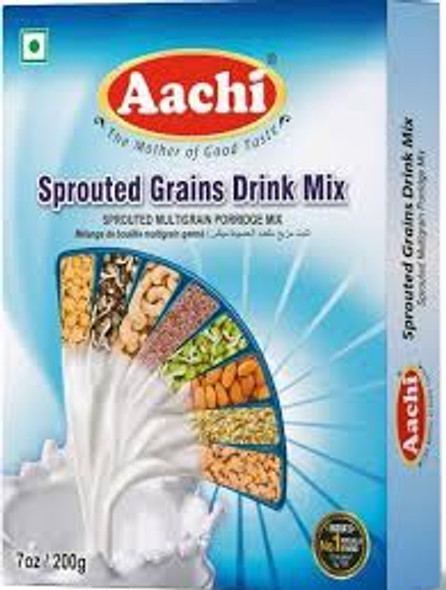 Aachi Sprouted Grain Drink Mix 200g