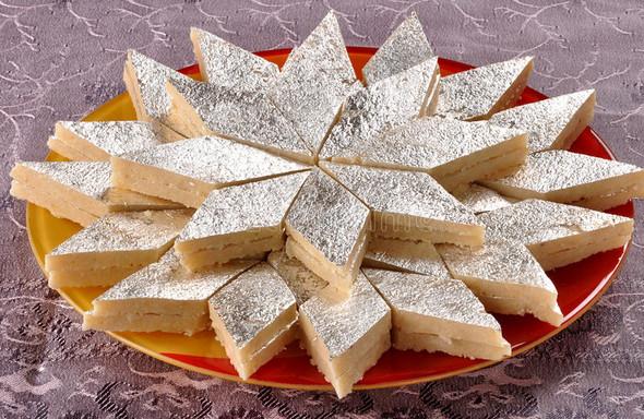Mantra Fresh Kaju Katli (per lb)