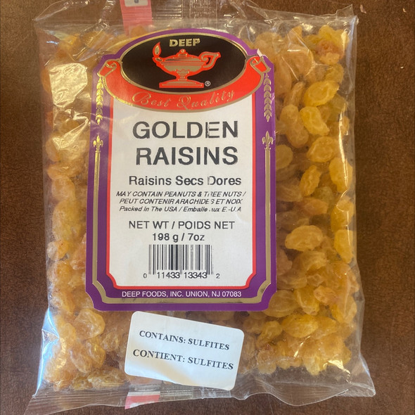Deep Raisins 7oz