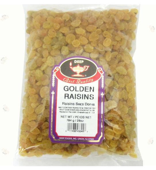 Deep Golden Raisins 28oz