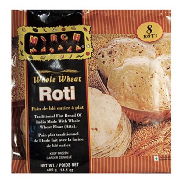 MM Frz WW Roti 8pc