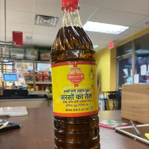 Himalayan Delight Mustard Oil 1L