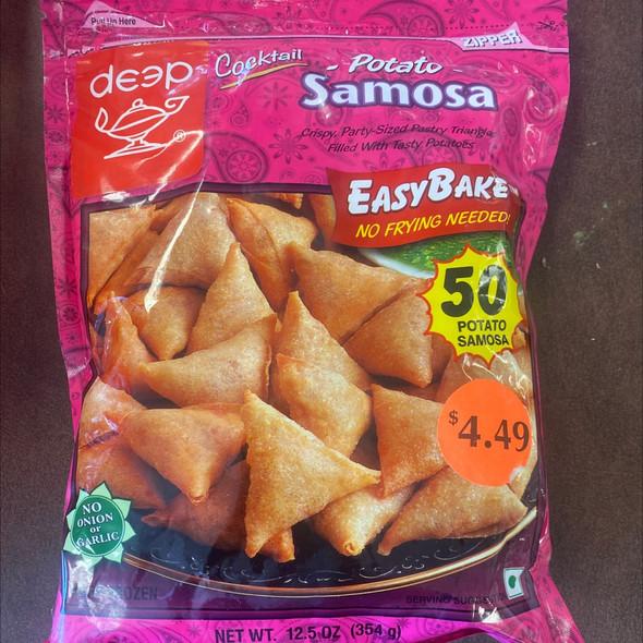 Deep Frz EasyBake Potato Samosa 12.5oz