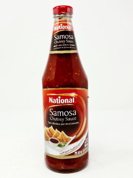 National Samosa Chutney Sauce 850g