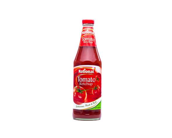 National Ketchup 800g
