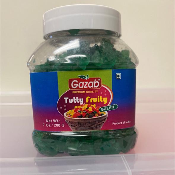 Gazab Tutti Frutti Green 200g