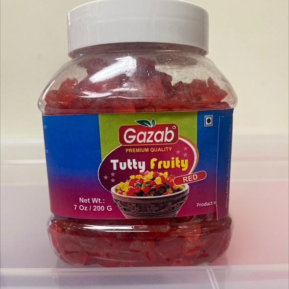 Gazab Tutti Frutti Red 200g