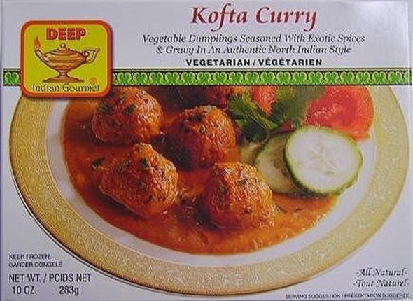 Deep Frz Kofta Curry 10oz
