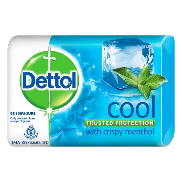 Dettol Soap Cool Blue 125g