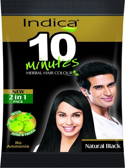 Indica 10 min Herbal Color 8pk