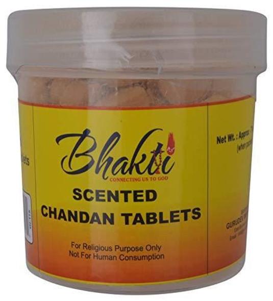 Bhakti Scented Chandan Tablet 7oz