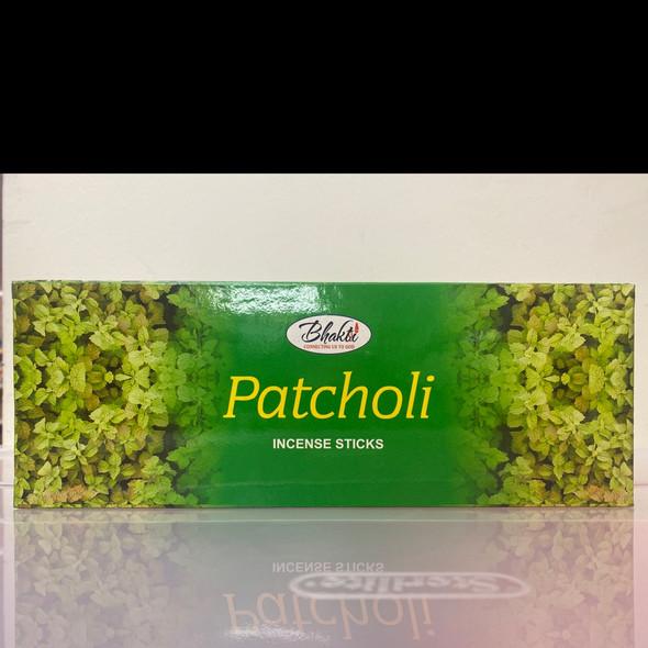Bhakti Patchouli Incense 6 pack