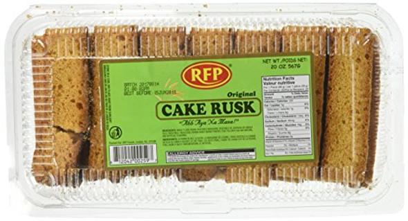 RFP Cake Rusk 566g