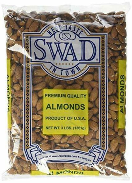 Swad Almonds 3lb