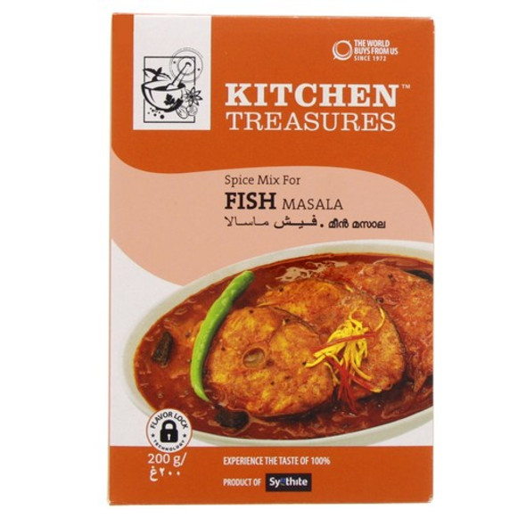 Kitchen Treasures Fish Masala 200g