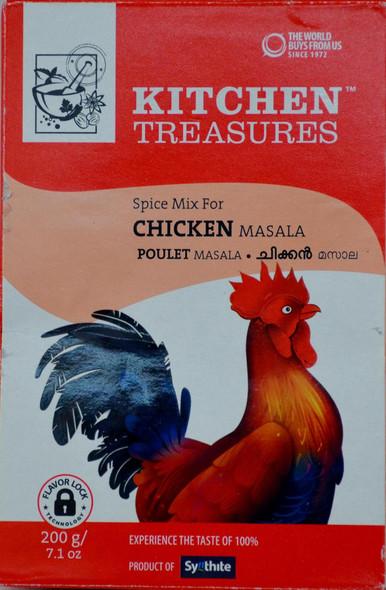 Kitchen Trasures Chicken Masala 200g
