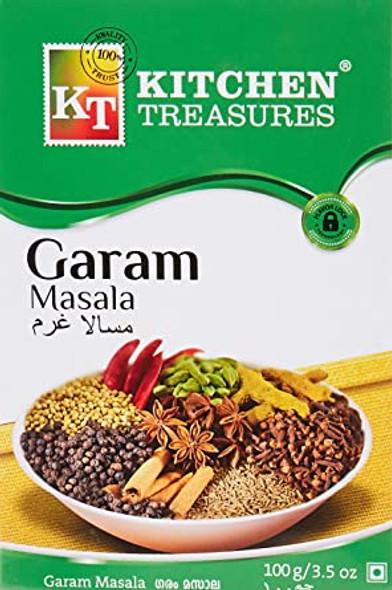 Kitchen Treasures Garam Masala 100g