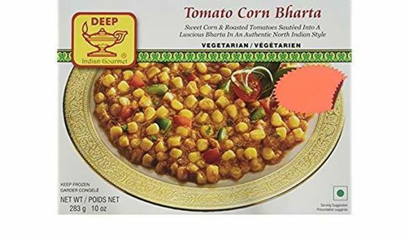 Deep Frz Tomato Corn Bharta 10oz