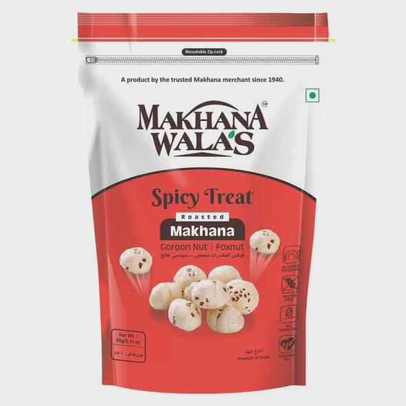 Makhana Wala's Spicy Treat Makhana 60g