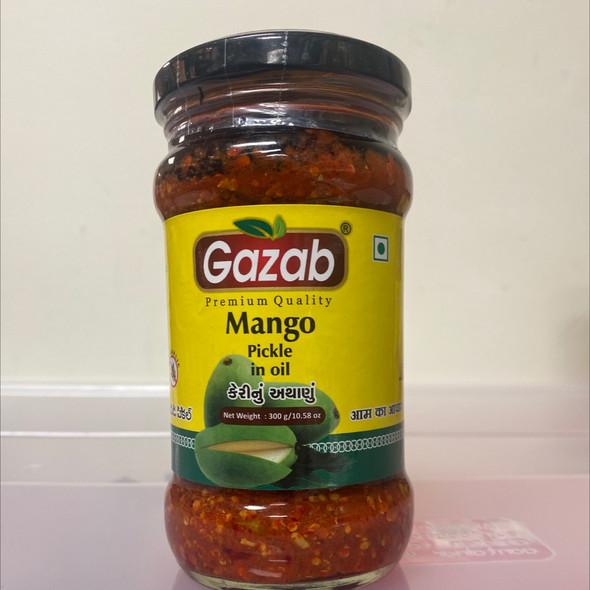 Gazab Pickle - Mango 300g