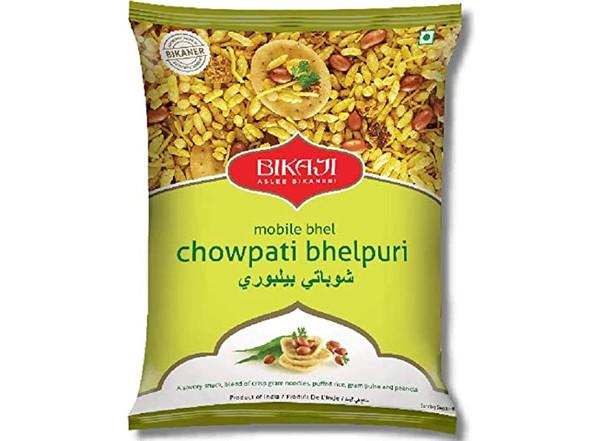 Bikaji Bhel Chowpatty 300g