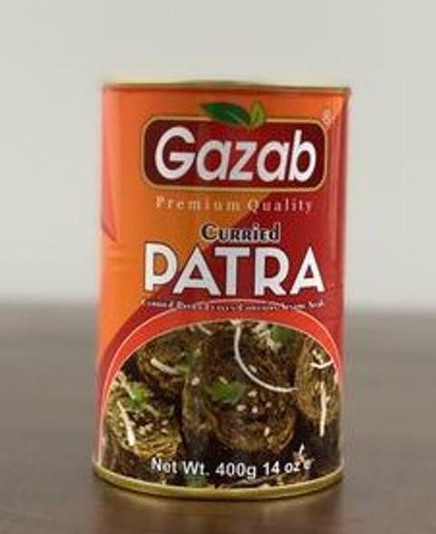 Gazab Curried Patra (Can) 400g