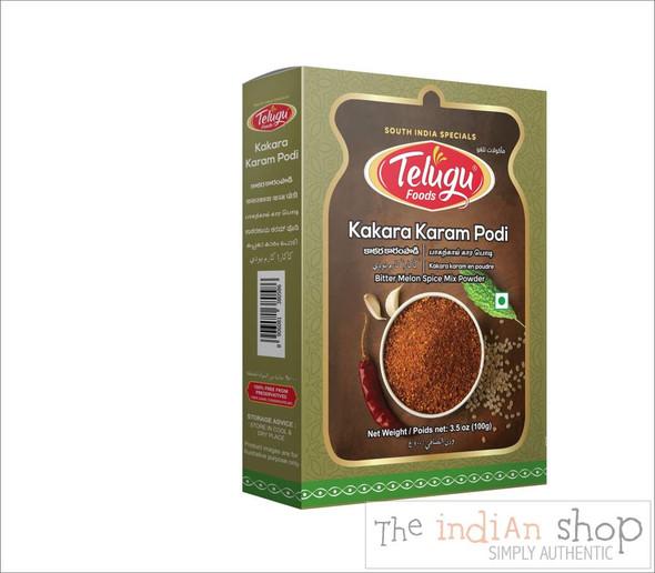 Telugu Kakara Kaaram w/o Garlic 100g