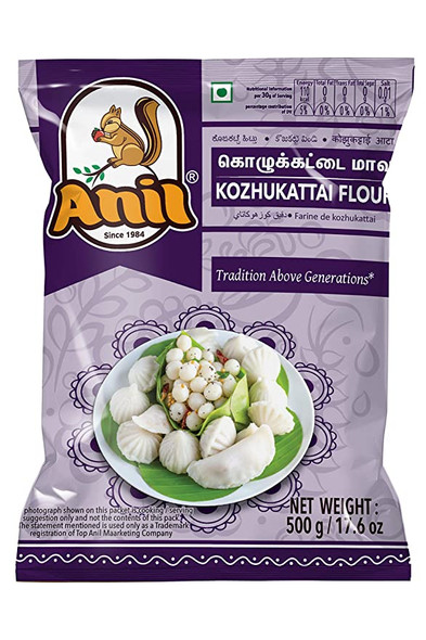 Anil Kozhukatta Flour 500g