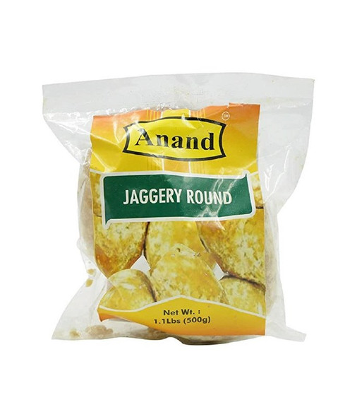 Anand Jaggery Round 1kg
