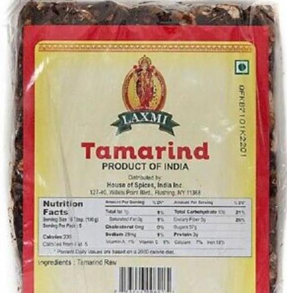 Tamarind Slab 1kg - Laxmi