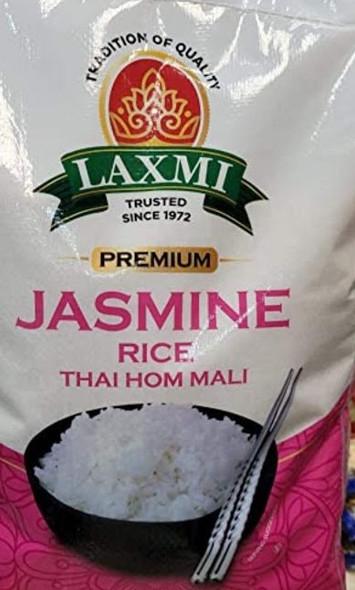 Jasmine Rice 4lb - Laxmi