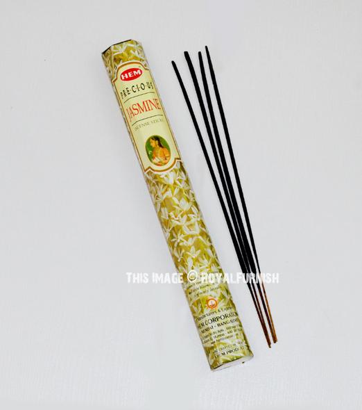 Agarbathi HEM - Jasmine (20 Sticks)