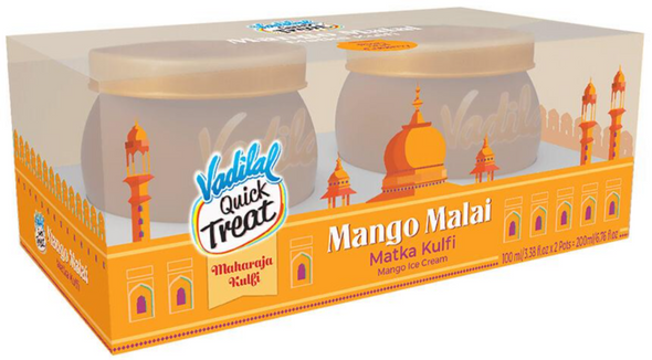 Vadilal Matka Kulfi - Mango