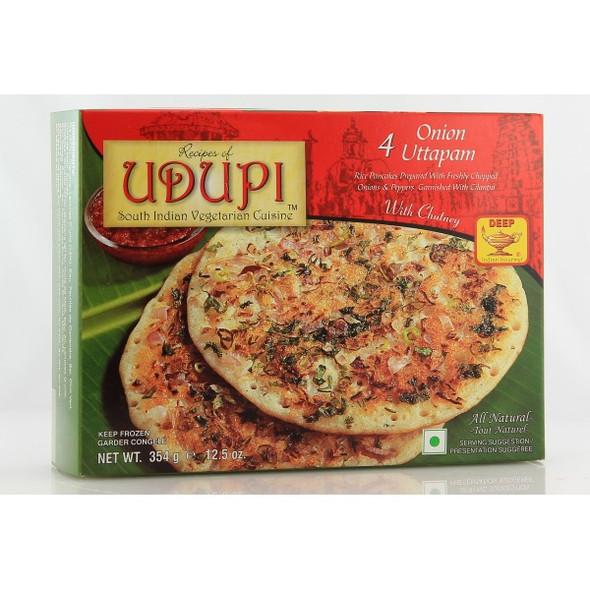 Deep Frz Onion Uthappam 4pc