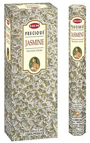 Agarbathi HEM - Jasmine (6 Pack)