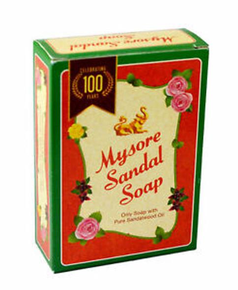 Mysore Sandal Soap with Oil 125g
