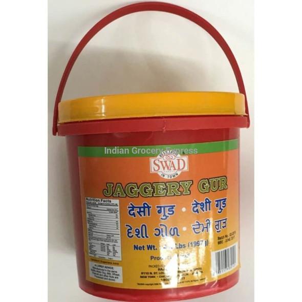 Swad Gur Desi Bucket 5kg