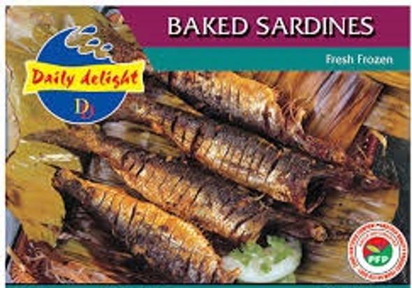 Daily Delight Basked Sardine 10oz