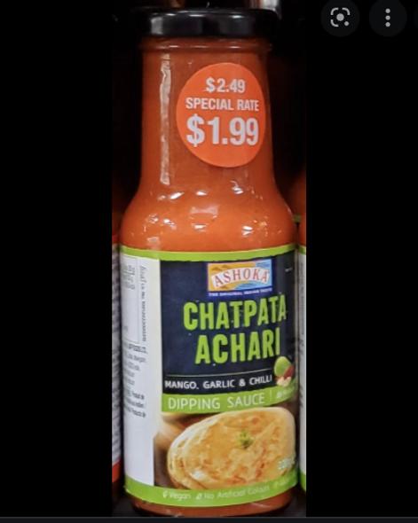 Ashoka Chatpata Achari Sauce 220g