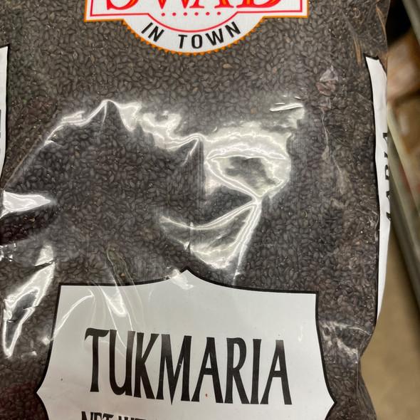 Tukmaria (Basil Seeds) 7oz - Swad