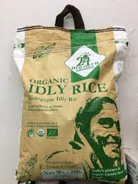 24 Mantra Idli Rice 20 lb