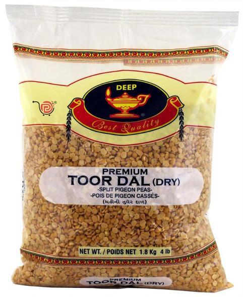 Deep Toor Dal 4lb