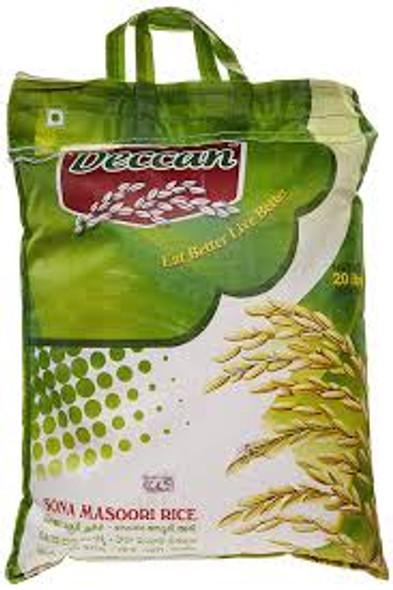 Deccan Sona Masoori 20lb